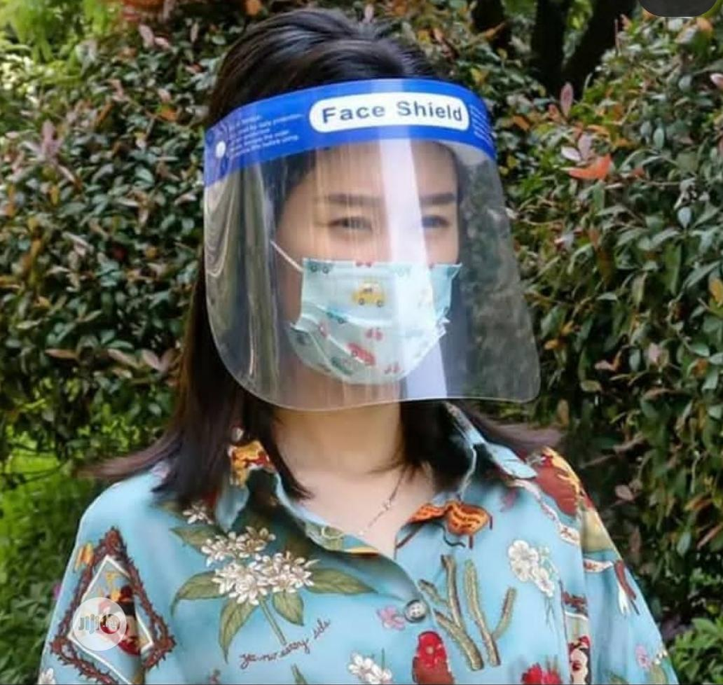 Face Shield | Safety Equipment for sale in Lekki Phase 1, Lagos State, Nigeria