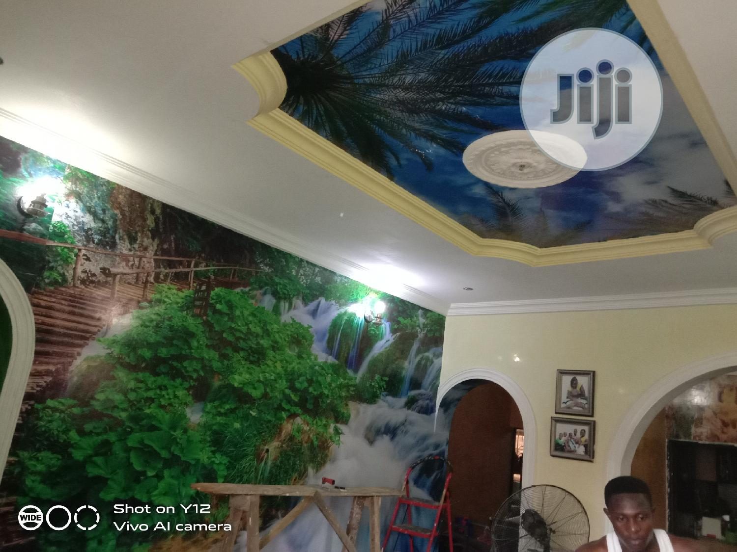 3d EPOXY Flooring With Image | Building Materials for sale in Onitsha, Anambra State, Nigeria