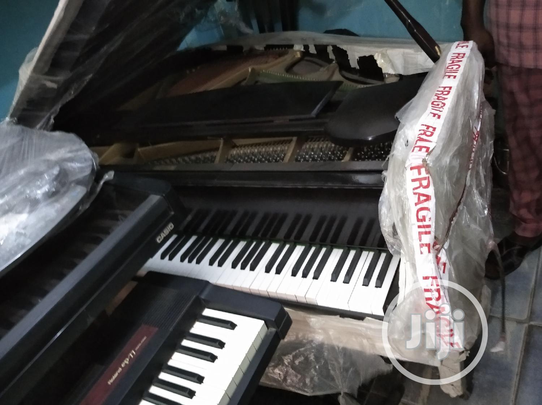 Archive: Keyboard PSR E 463