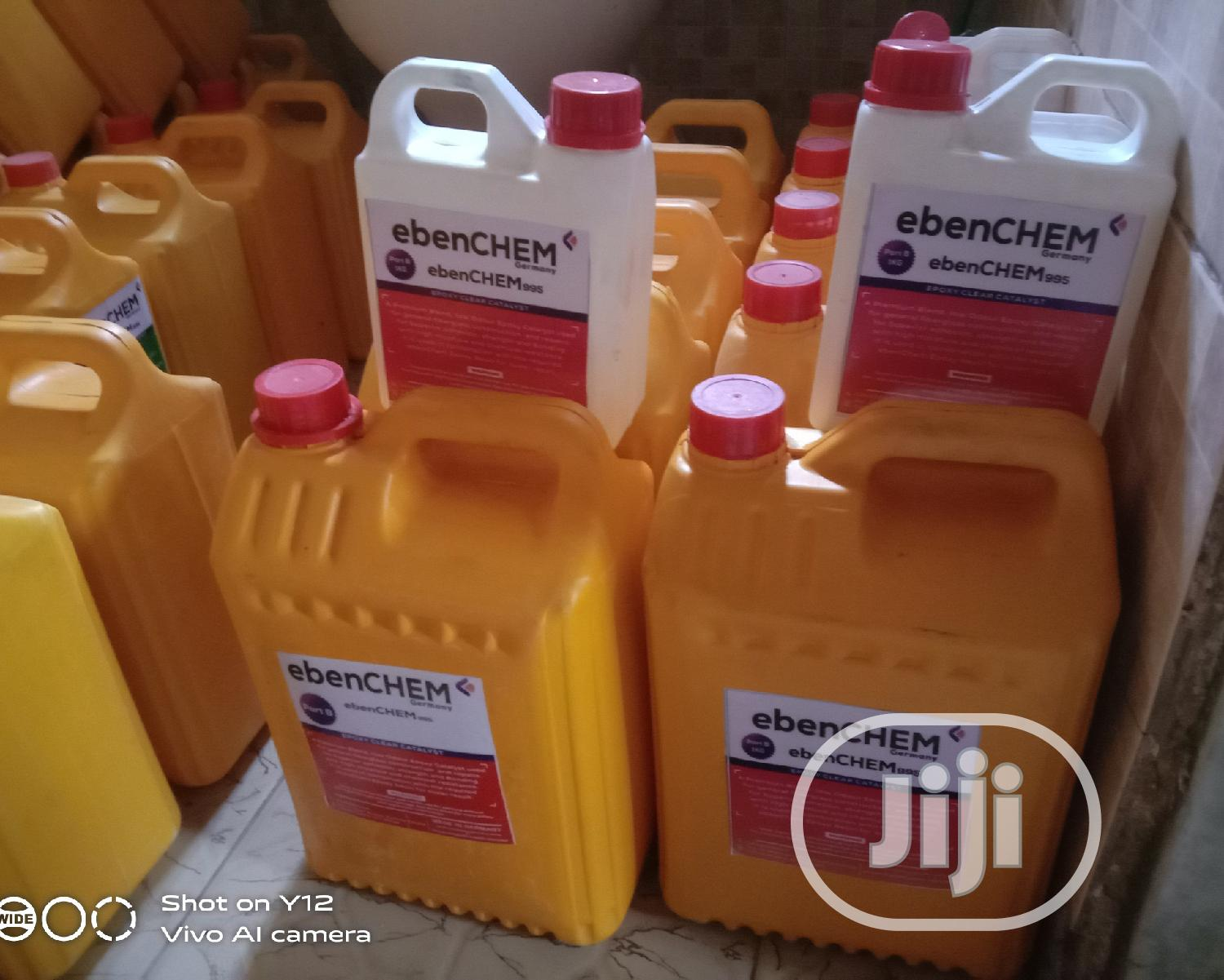 German Standard Epoxy Resins And Hardener | Building Materials for sale in Central Business Dis, Abuja (FCT) State, Nigeria