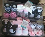 Booties Socks Shoe | Baby & Child Care for sale in Lagos State, Agege