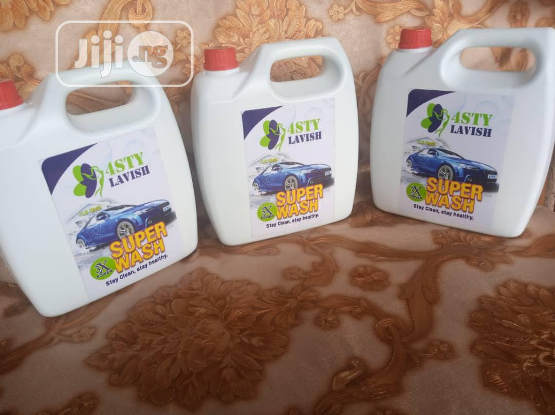 3x Car Wash | Vehicle Parts & Accessories for sale in Ikoyi, Lagos State, Nigeria