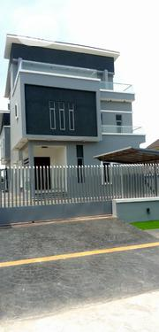 5 Bedroom Duplex With Swimming Pool, Solar, CCTV | Houses & Apartments For Sale for sale in Lagos State, Lekki Phase 1