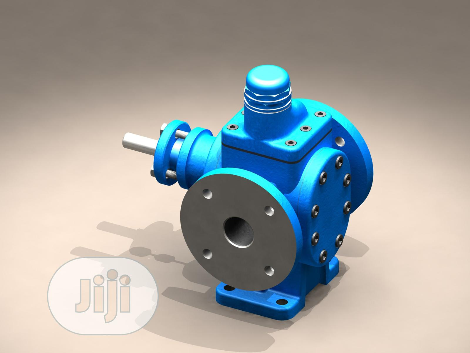 Archive: Bolton Rotor Gear Pumps