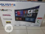 "Polystar 43""Curved Smart Android TV 
