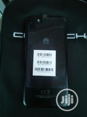 New Huawei Y5 16 GB Black | Mobile Phones for sale in Lagos State, Ajah