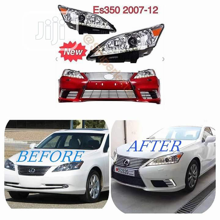 Archive: Es350 2007 To 2012 Model.