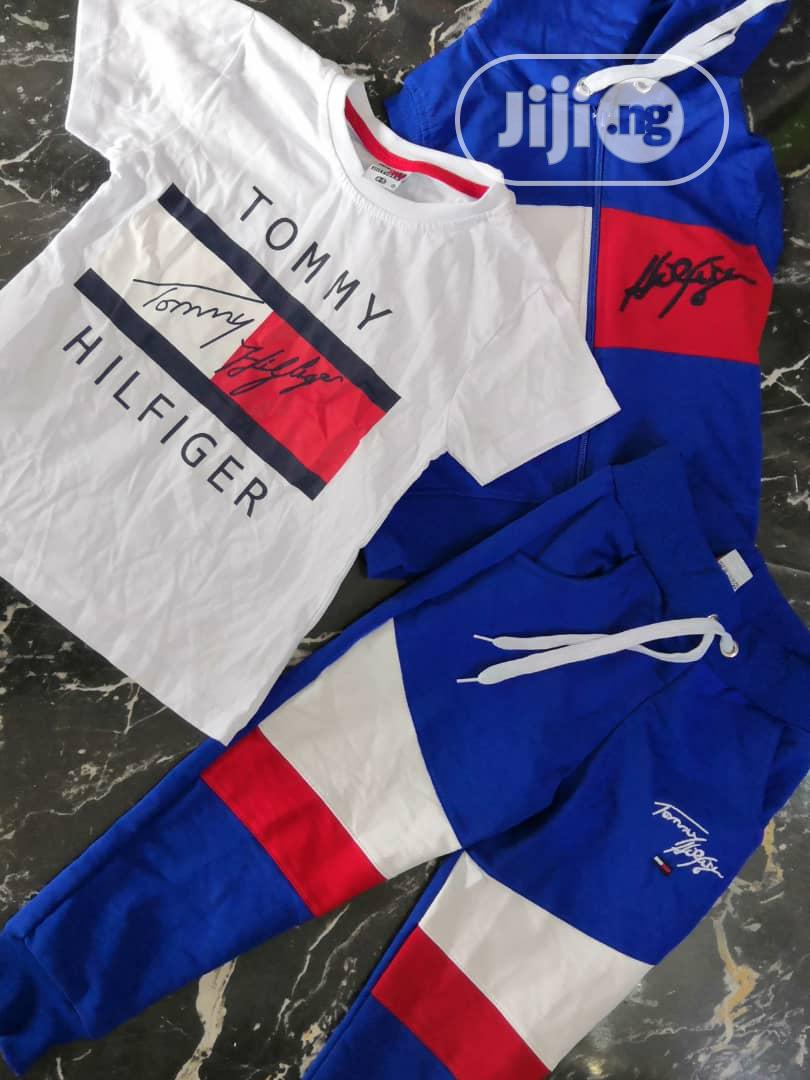 Archive: Kid's 3 Piece Joggers