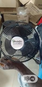 "8"" Rechargable Fan 