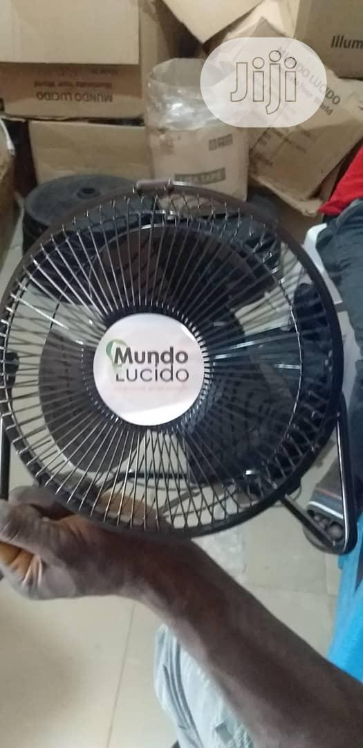 """8"""" Rechargable Fan"""