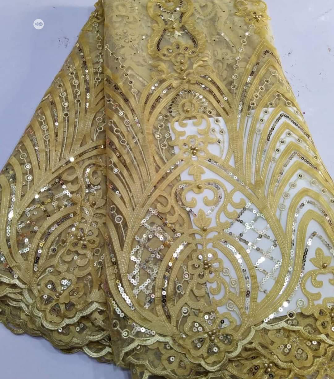 Elegant And Gorgeous Lace Fabrics