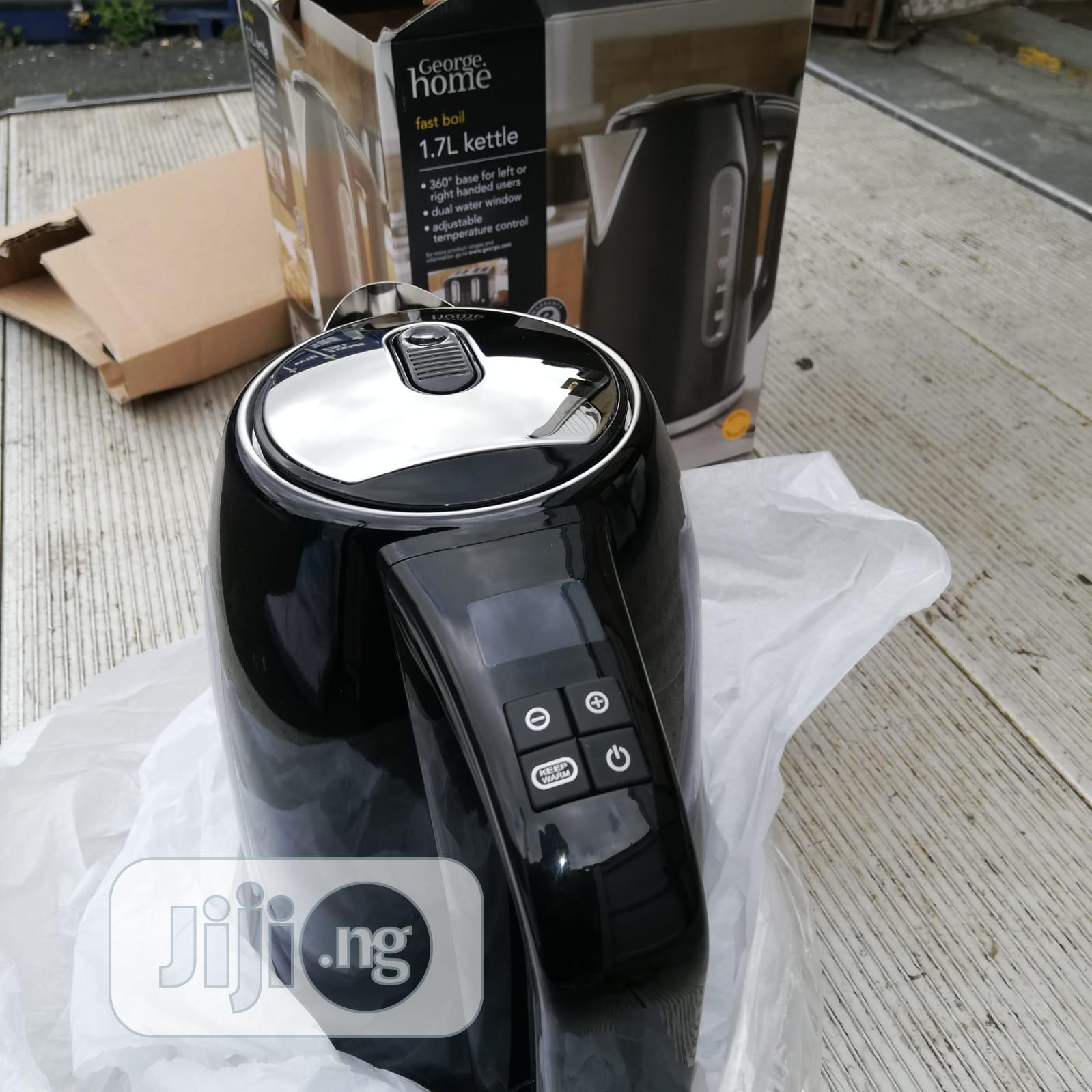Archive: George Home 1.7L Electric Kettle