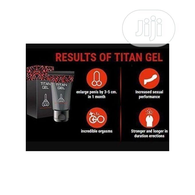 Archive: Titan Gel Penis Enlargement Cream( LONG PENIS FORMULA)
