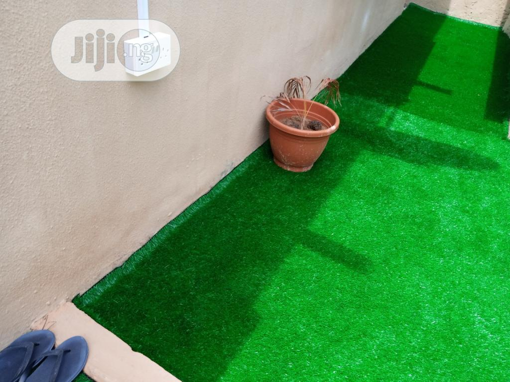 Recent Natural Grass Installation For Commercial