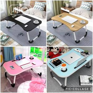 Foldable Bed Side Laptop Table | Computer Accessories  for sale in Lagos State, Lagos Island (Eko)