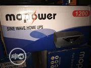 Mopower Inverter 1200va 12v | Solar Energy for sale in Lagos State, Ikeja
