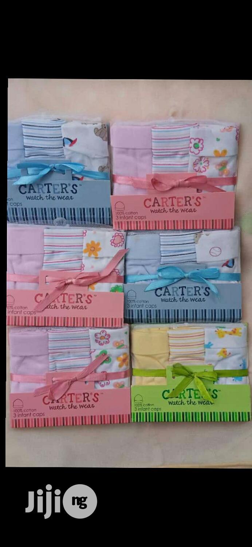 Carter's Infant Caps