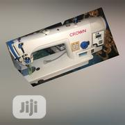 Crown Directdrive Industrial Straight Sewing Machine | Manufacturing Equipment for sale in Lagos State, Lagos Island
