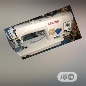 Crown Directdrive Industrial Straight Sewing Machine | Manufacturing Equipment for sale in Lagos State, Lagos Island (Eko)