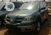Mitsubishi Outlander 2003 2.4 Gray | Cars for sale in Abuja (FCT) State, Nyanya