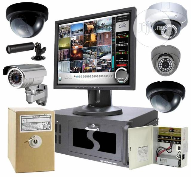 Archive: CCTV Camera Installation