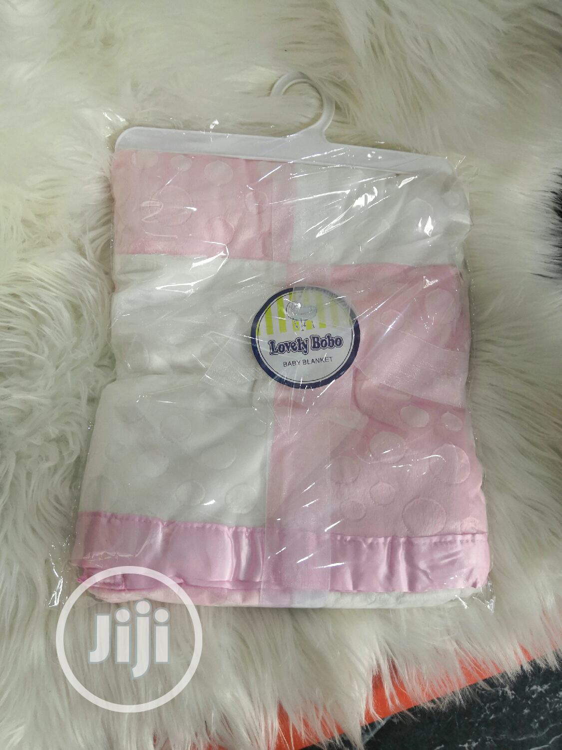Lovely Bobo Baby Blanket | Baby & Child Care for sale in Surulere, Lagos State, Nigeria