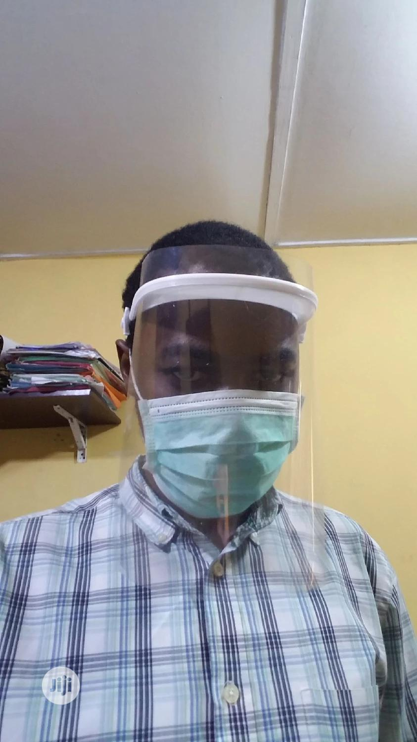 Face Shield | Safety Equipment for sale in Ajah, Lagos State, Nigeria