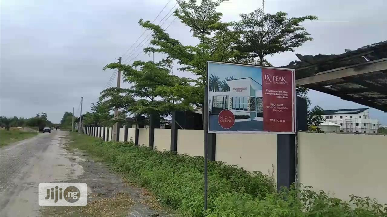 C Of O Land For Sale In Awoyaya | Land & Plots For Sale for sale in Ibeju, Lagos State, Nigeria