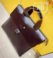 Mont Blanc Designer Leather Handbag for Men | Bags for sale in Lagos State, Lagos Island