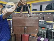 17 Inch Leather Mont Blanc Mens Handbag | Bags for sale in Lagos State, Lagos Island
