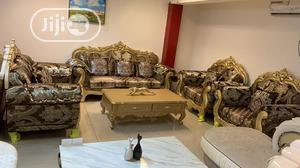 Royal Sofas Chair By 7 Seaters | Furniture for sale in Lagos State, Amuwo-Odofin
