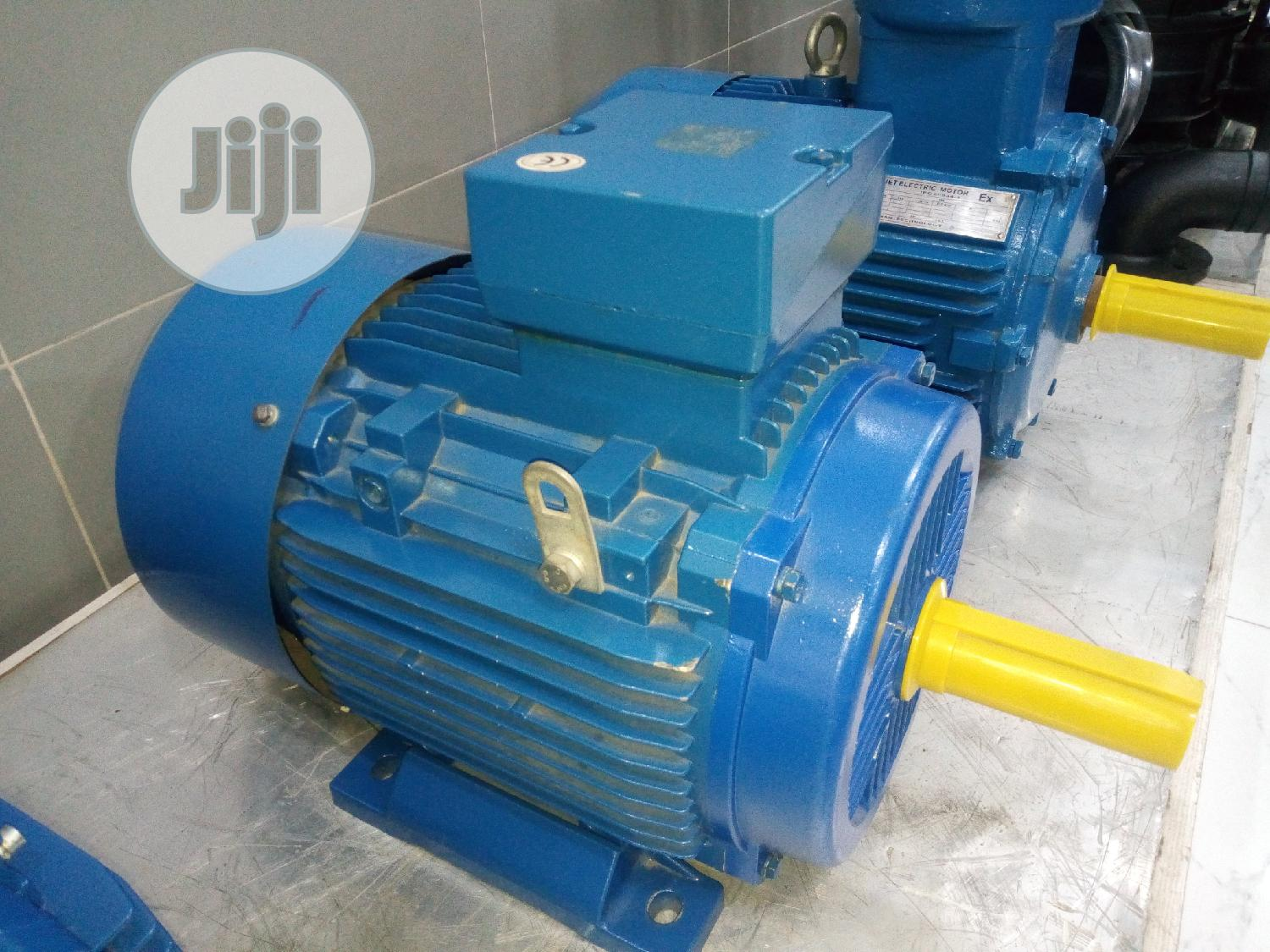 Archive: Magnet Electric Motor