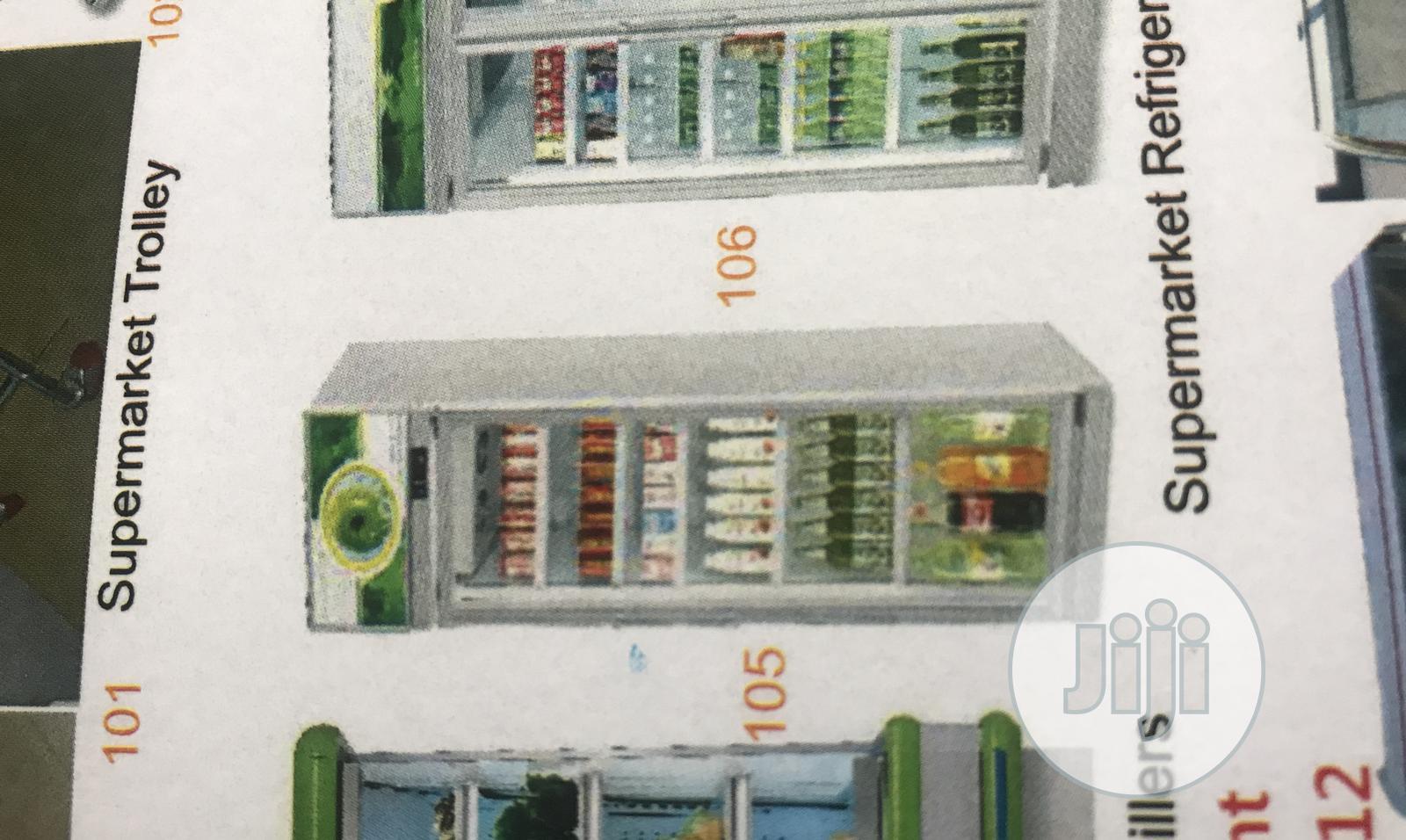 Archive: Supermarket Refrigerator