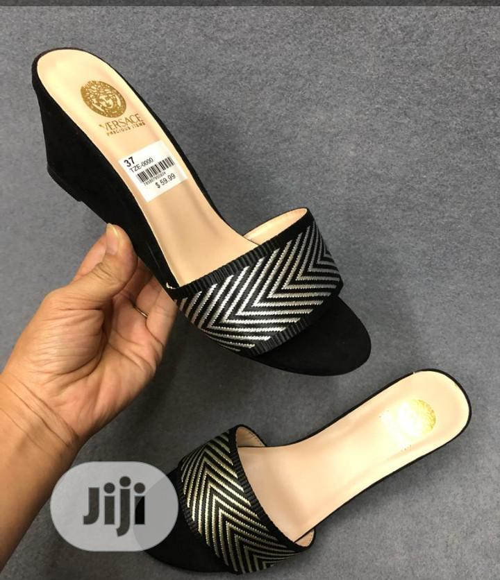 The Block Heel Slippers | Shoes for sale in Lagos Island, Lagos State, Nigeria
