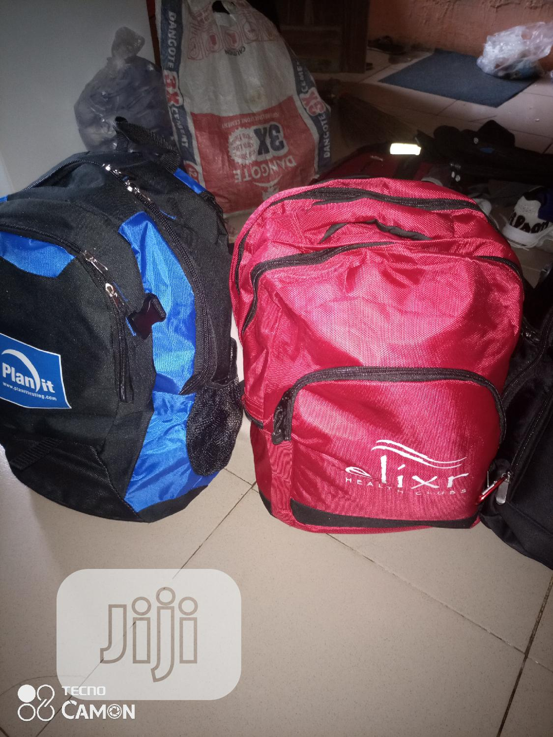 School/Office And Traveling Bags.