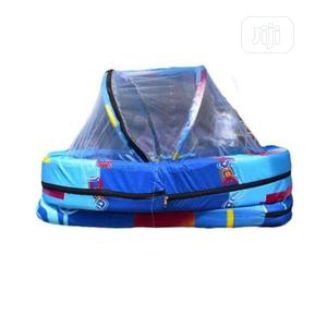 Baby Bed With Net(Multicolour)   Children's Furniture for sale in Lagos State, Agege