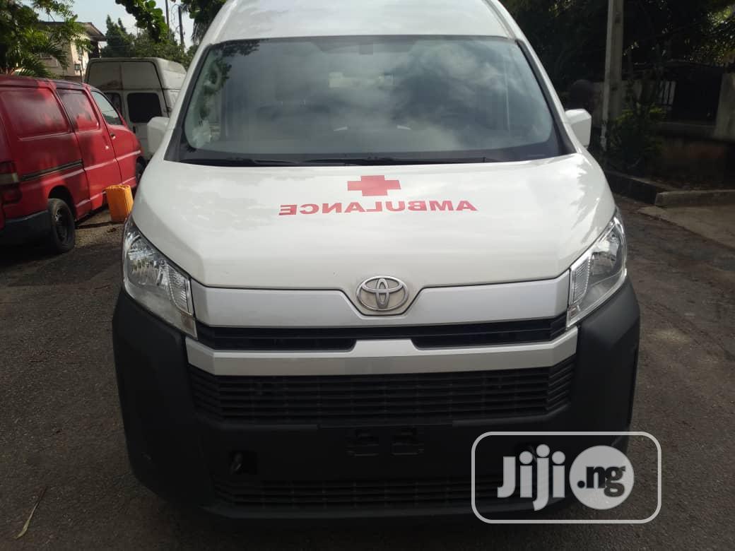2020 Toyota Hiace Ambulance