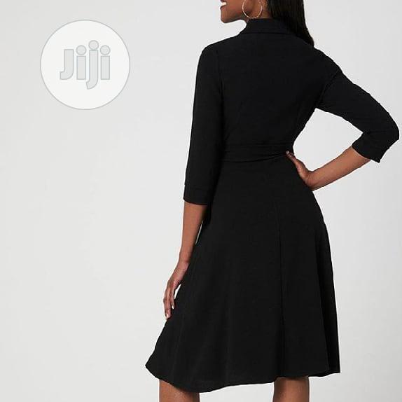 Black Shirt Dress | Clothing for sale in Agboyi/Ketu, Lagos State, Nigeria