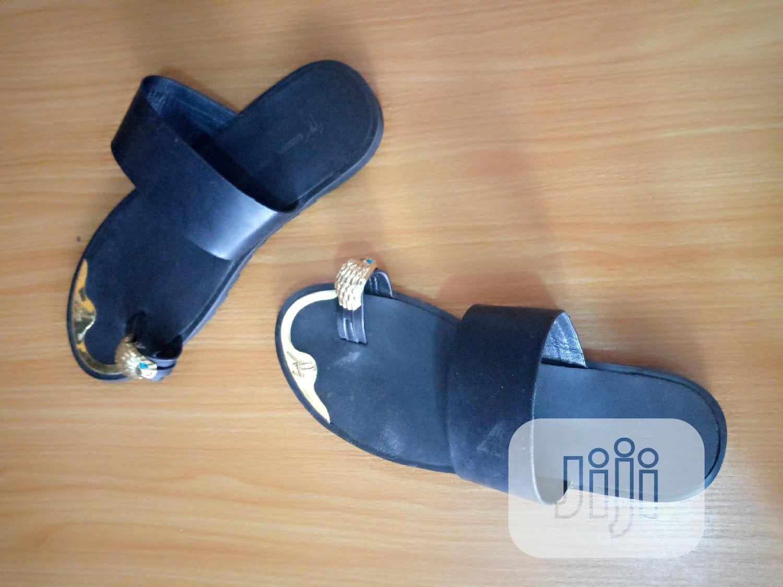 Italian Designer Slipper For Men   Shoes for sale in Lekki Phase 1, Lagos State, Nigeria