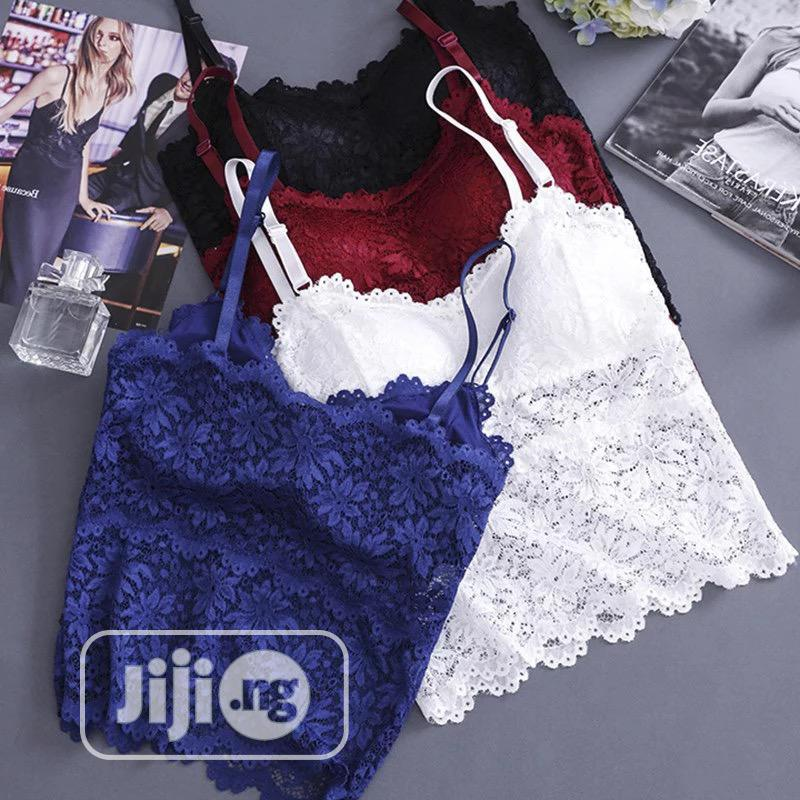 Lacey Long Outdoor Bralette | Clothing for sale in Ojodu, Lagos State, Nigeria