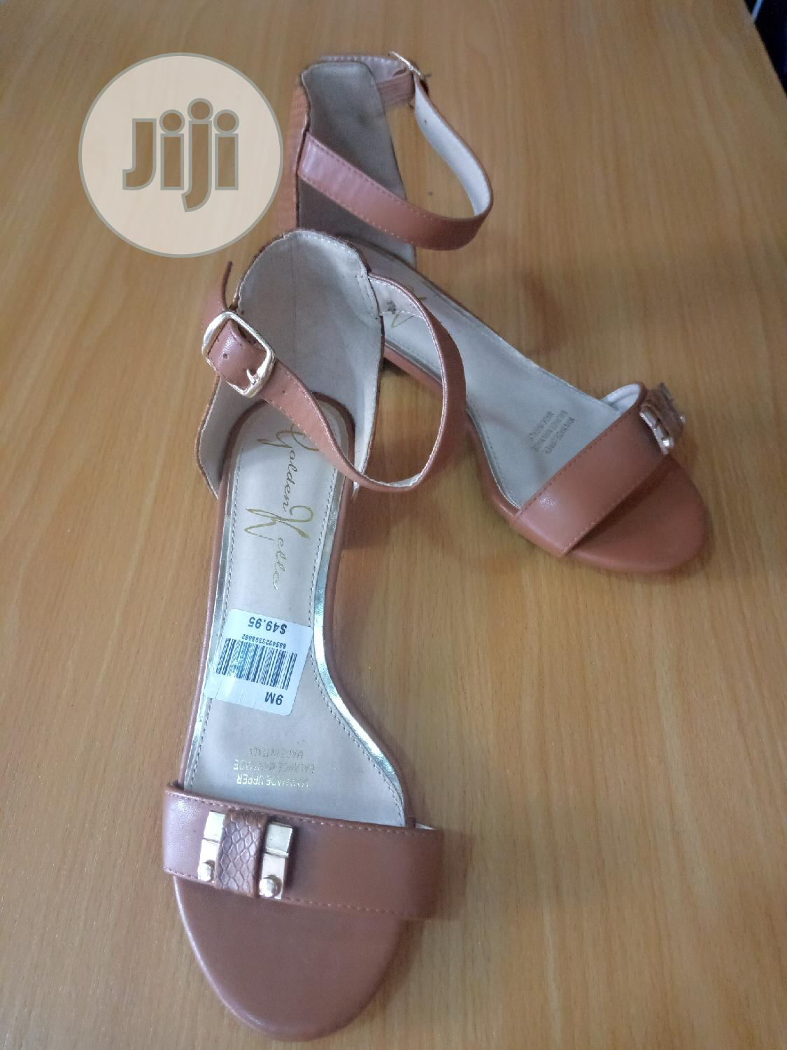 Italian Designer Women Sandals | Shoes for sale in Ibeju, Lagos State, Nigeria