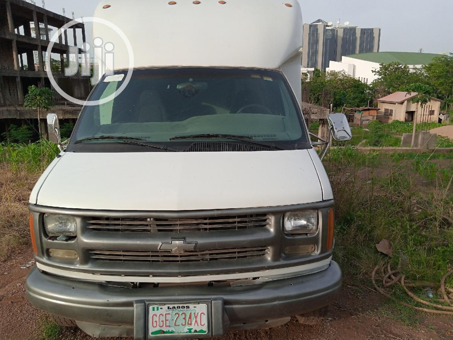 Chevrolet Uplander 2003 White | Trucks & Trailers for sale in Central Business Dis, Abuja (FCT) State, Nigeria