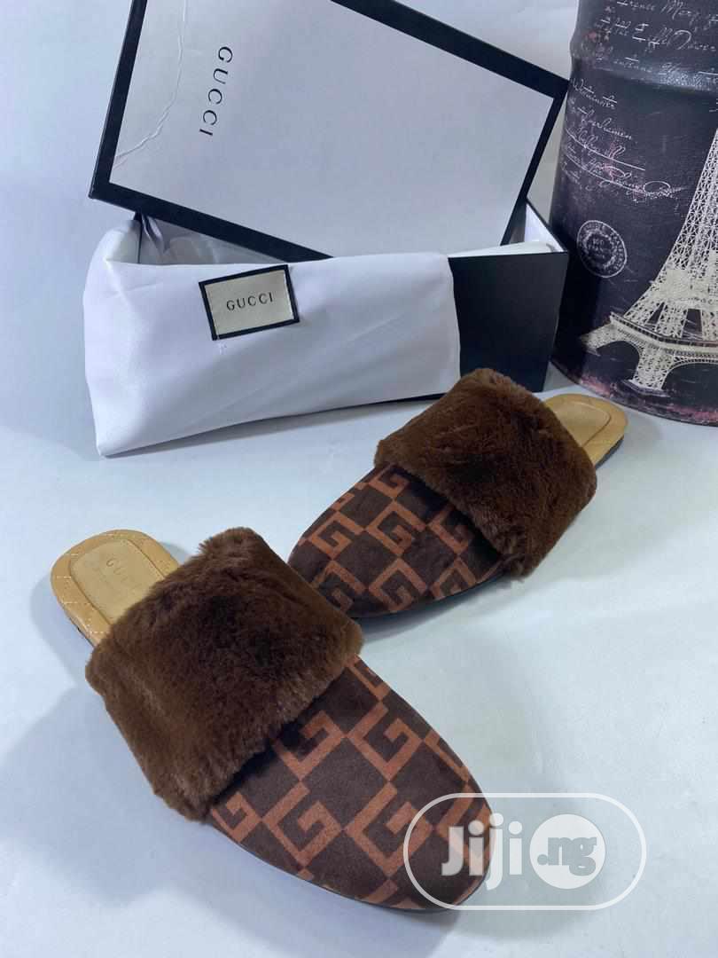Gucci Designer Slides for Men