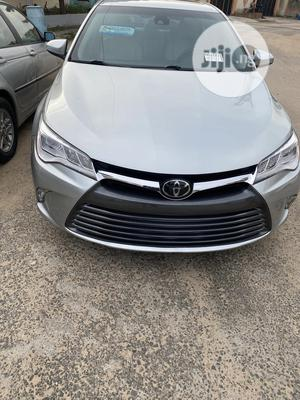 Toyota Camry 2015 Silver