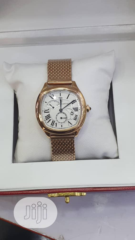 Cartier Designer Female Wrist Watch | Watches for sale in Magodo, Lagos State, Nigeria