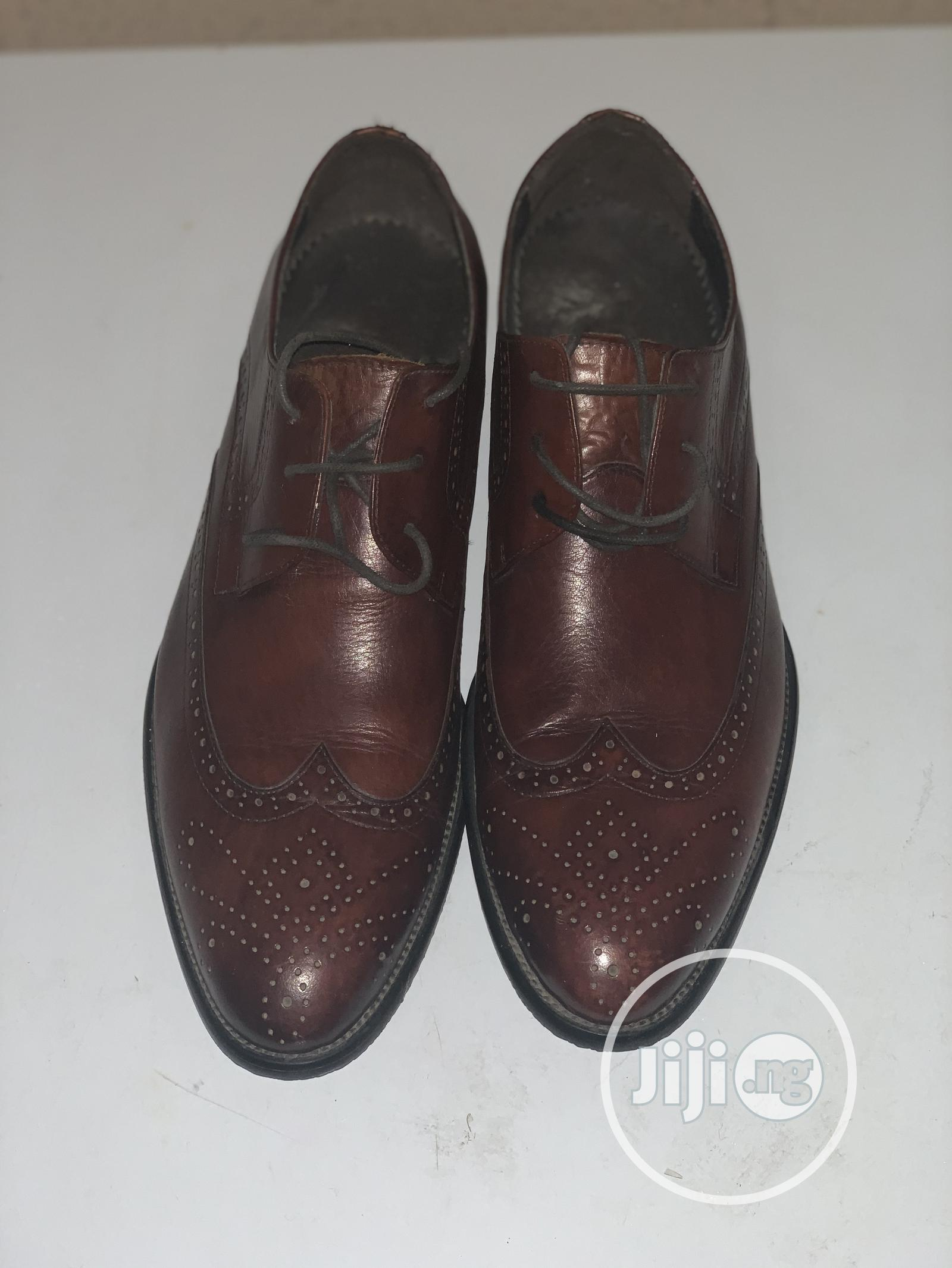 Archive: Brown Shoes