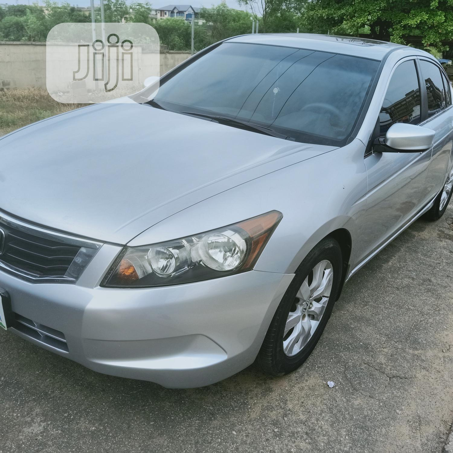 Honda Accord 2008 2.2i-CTDi Executive Silver