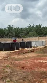 Tarpaulin Ponds Available In All Sizes | Farm Machinery & Equipment for sale in Edo State, Benin City