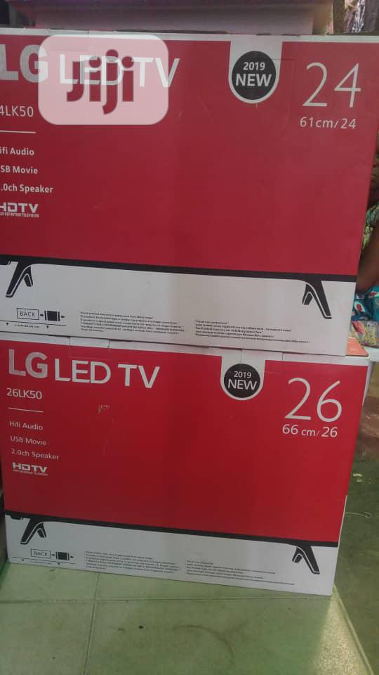 "Archive: 26"" Inches Led LG Tv"