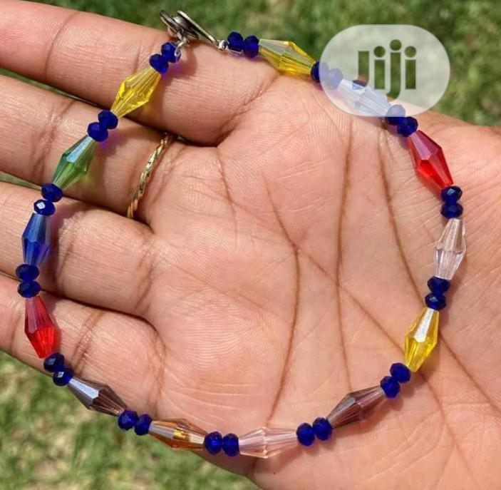 Archive: Beaded Anklet